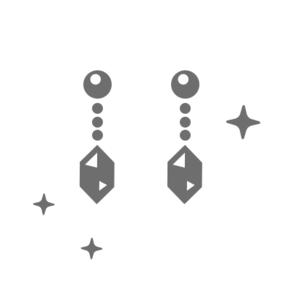 Accessory earrings